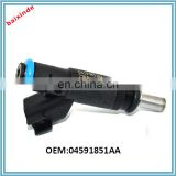 Used Fuel Injectors OEM 04591851AA Fuel Injection Conversion