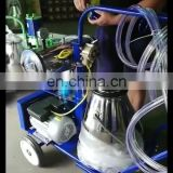 Hot Selling Cow Milking Machine Farm Goat Portable Vacuum Pump Cow Milking Machine For Sale