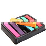 6pcs set hair chalk for hair care