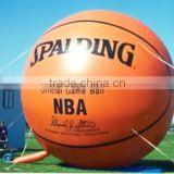 Large super inflatable basketball PVC sports event balloons IMC-796