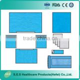 EO Sterile Disposable Surgical Basic Pack Kit Universal Drape Pack