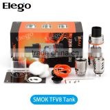 Hot Authentic Smok TFV4 Tank & TFV8 Tank Large Stock Best Price from Elego Wholesale