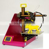 The Larger build size for Industrial Design Usage and Digital Printer Type 3d printer china