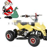 kids gas powered atvs for cheap sale kids 4 wheelers 50cc for Christmas gift mini quad for child( LD-ATV327)