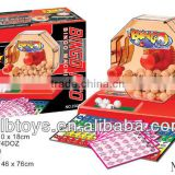 Funny toy bingo lotto game,Draw prizes machine toy