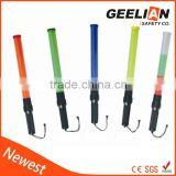 LED Traffic Safety Control Baton / Led Traffic Wands Light / Rechargeable LED Traffic Baton