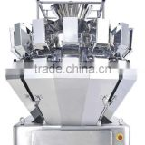 High speed hoppers without springs automatic multihead combination weigher for weighing easy flow granules