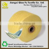 Carded Open End Cotton Yarn Blended Recycled Cotton Polyester Yarn for Hammock Manufacturer with Free Samples