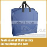 Polyester Foldable 52-Inch Garment Bag With Pockets