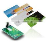 Business credit card shape USB flash drives 2GB 4GB 8GB 16GB 32GB bulk 8gb USB flash drive Card USB flash pen drive custom logo