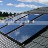 China patented pressurized solar evacuated tubes solar water collector,Model No:FP-GV2.15-A (2050*1050*95mm)