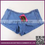lace nylon boxer shorts for girls