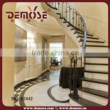 Prefab Wrought Iron Metal Stair Railing For Interior DMS-B2442
