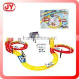 High quality pull back rail train toy with EN71