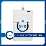 Hot Sell ACR122U 13.56 Mhz USB Interface Rfid NFC Card Reader & Writer with Free SDK