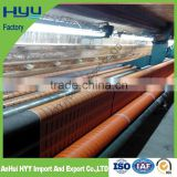 orange plastic safety fence/ plastic warning net/ plastic warning barrier mesh(Anhui factory)