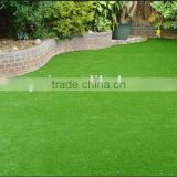 40mm PP+PE natural grass turf home garden decor grass carpet                                                                         Quality Choice