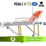 Alibaba China Hospital Used Ambulance Stretcher Trolley