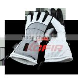 AAAA 2016 factory OEM far infrared hand gloves With battery heating in winter ski heat resistant gloves