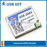 USR-GM3 Serial to GPRS Module UART TTL to GPRS DTU Converter Support Httpd Client Function