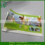 Self adhesive nontoxic honey products label honey bottle labels food sticker