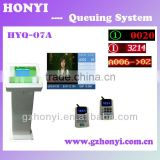Automatic Bank/Electric/Hospital/Telecom Wireless Queue Management System                                                                                                         Supplier's Choice
