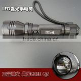 Hot Sales!! LED CREE Torch Outdoor Strong Rechargerable led flashing light glove