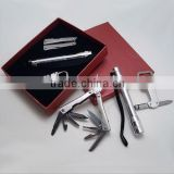 Multi tool Pliers with Flashlight in gift box