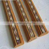 furniture wood moulding /wood moulding inlay