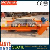 For Conveyor Belt Series RCYD Suspension Permanent Self-cleaning iron separator for electromagnetic vibrating feeder