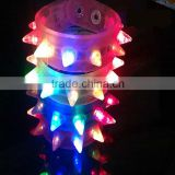 Cheap motion led lights bracelet with colorful lights