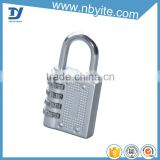 promotional diary lock luggag locker lock plastic lock and key