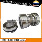 bellow gate vale sleeve wave spring mechanical seal