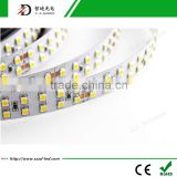 5m 3528 240leds/m LED Flexible Strip DC12V Waterproof in Silicone Coating;IP65