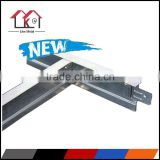 metal hanging ceiling t bar /ceiling system framing,ceiling hanging frames /t bar suspension ceiling grid