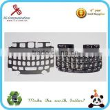 New mobile phone English keypad for blackberry curve 9320 keypad frame for blackberry bb 9320 9220 keyboard replacement