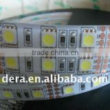 high power 12V 34.5w SMD5050 144pcs double led flexible strip