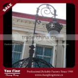Classical Outdoor Cast Iron Street Pole Lamp                                                                         Quality Choice
