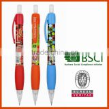 Plastic Pencil with customer print for promotion,Mechanical Pencils