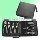 Bonsai tools - Bonsai tool kits in black (high quality with competitive factory prices)