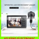 Mini Portable HD Video Recorder Button Police Camera ,Separated Law Enforcment Logger Camera