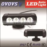 High quality auto parts single row cheap led light bars 40w for 4x4 new car accessories products