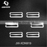 Wholesale metal g hook buckle for bra accessory JW-XDN919