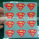 Best washing stickers for t-shirts iron on transfers on custom