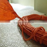 custom made paper ropes for bag manufacturers, bird toy makers, gift wrapping, art and crafts, scrapbooking, kids crafts