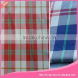 check design stocklot fabric in china for garments