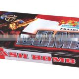 loud firecracker with flashing bomb fireworks