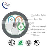 Made in China GYTS Non Self-supporting Aerial / Duct Steel Armoured Stranded Fiber Optical Cable                                                                         Quality Choice