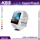 Fashionable support wifi bluetooth phone android smart watch