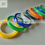 Acrylic Adhesive Coated Environmental Halogen Free Polyester Lithium Battery Cell Pack Tape